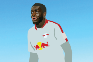 Dayot Upamecano Manchester United tactical analysis scout report tactics