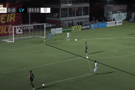 USL Championship 2020: Phoenix Rising vs Las Vegas Lights - tactical analysis tactics