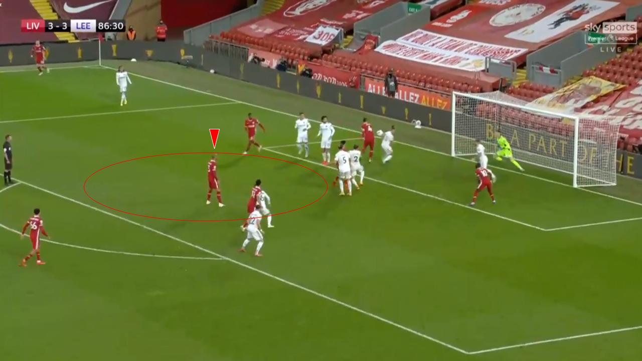 EPL 2020/21: Liverpool vs Leeds United - tactical analysis tactics