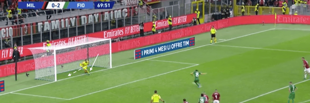 Is Gianluigi Donnarumma ready to move on? - scout report – tactical analysis tactics