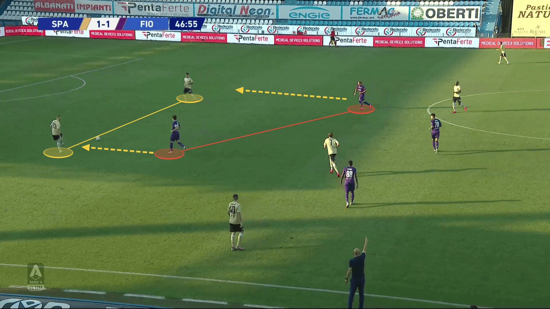 Serie A 2020/21: Inter vs Fiorentina - tactical preview - tactical analysis tactics