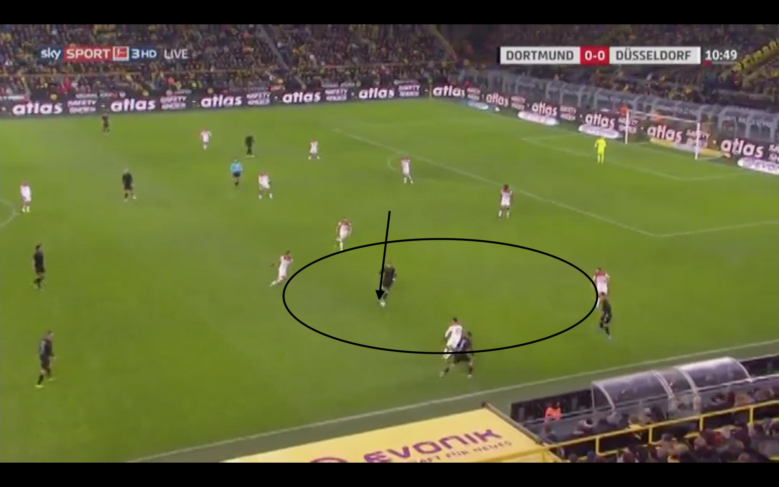 Marco Reus 2019/20 - scout report tactical analysis tactics