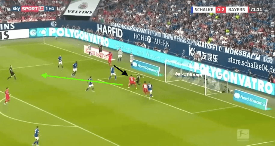 Alexander Nübel at Bayern Munich 2020/21 – scout report – tactical analysis tactics