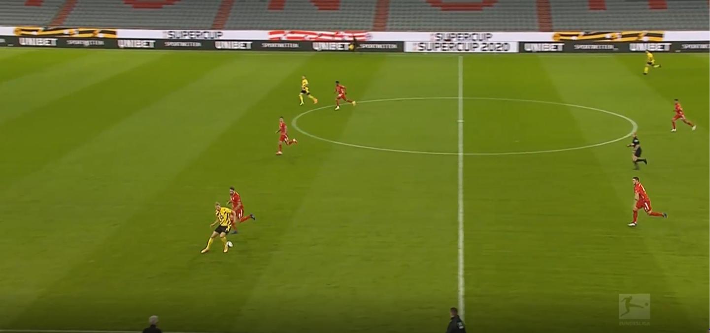 DFB Super Cup 2020/21: Bayern Munich vs Borussia Dortmund- tactical analysis tactics
