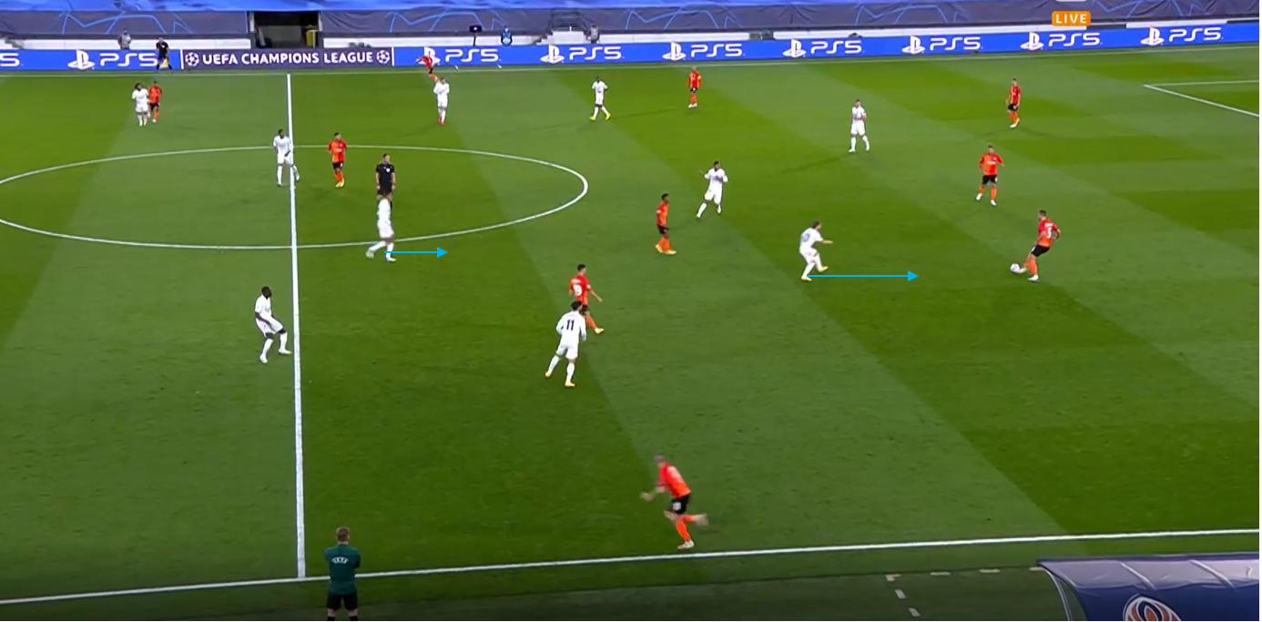 UEFA Champions League 2020/21: Borussia Monchengladbach vs Real Madrid- tactical analysis tactics