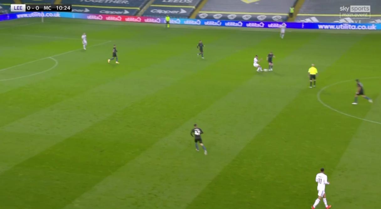 Premier League 2020/21: Leeds United vs Manchester City - tactical analysis tactics