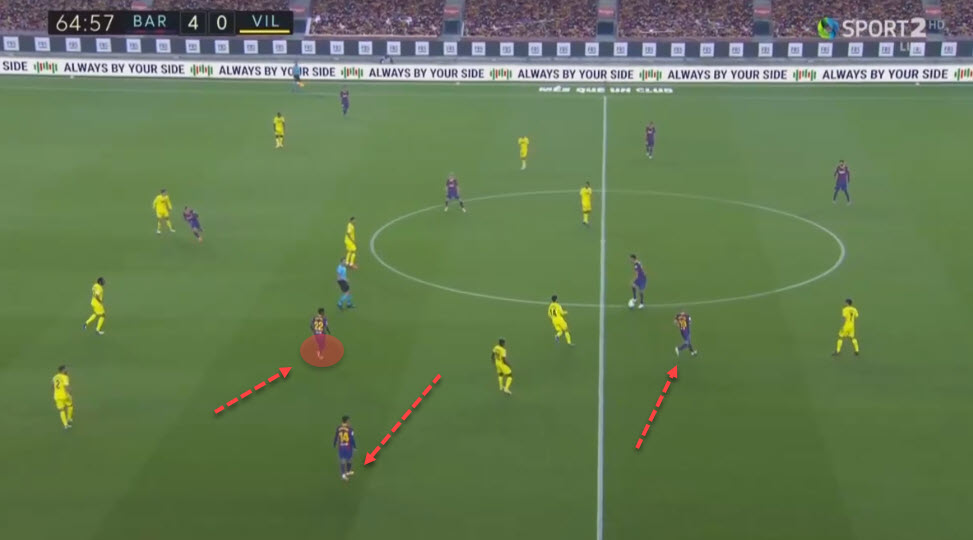 Barcelona 2020/21: Fati and his role in Koeman's system - scout report - tactical analysis - tactics