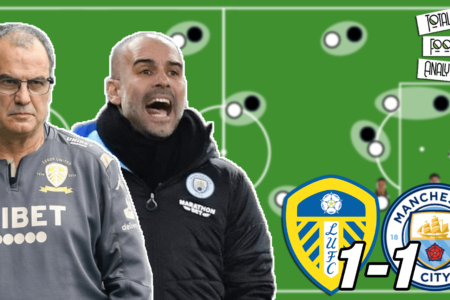 Video: Leeds United vs Manchester City - tactical analysis tactics analysis
