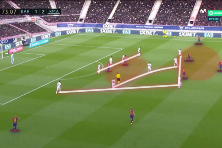 La Liga 2020/21: Barcelona vs Real Madrid - tactical analysis tactics