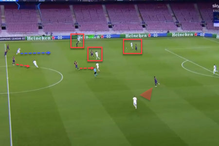La Liga 2020/21: Barcelona vs Real Madrid - tactical preview analysis tactics