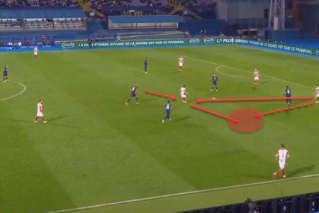 UEFA Nations League 2020/21: Croatia vs France - tactical analysis - tactics