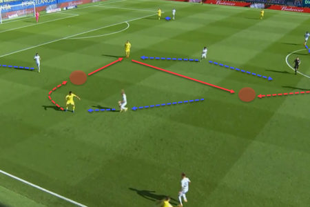 La Liga 2020/21: Villarreal vs Valencia - tactical analysis - tactics