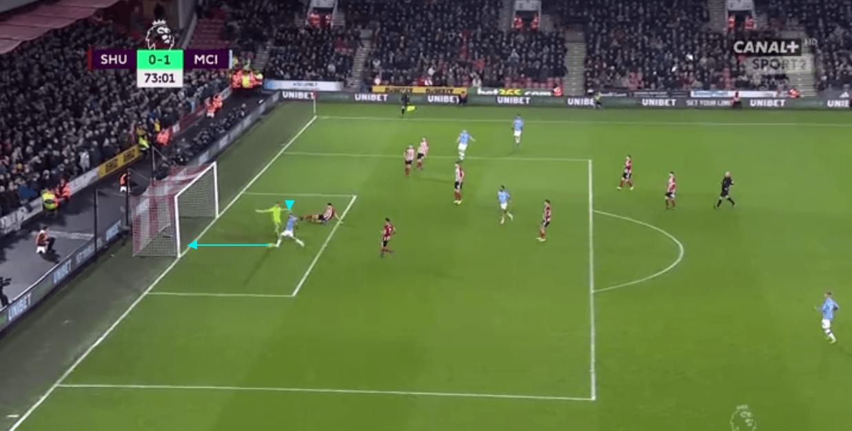Can Liam Delap be Sergio Agüero's successor at Manchester City? - scout report tactics