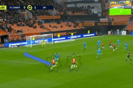 Ligue 1 2020/21: Lorient vs Marseille - tactical analysis tactics