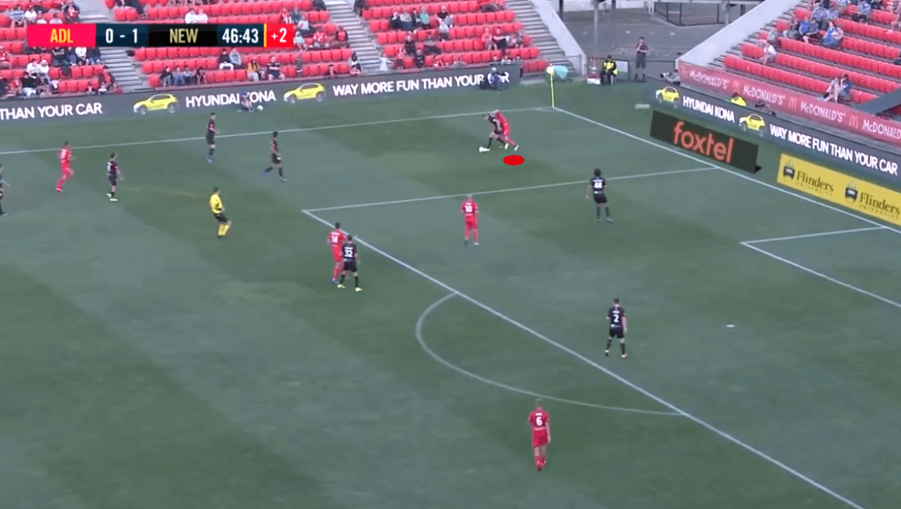 Riley McGree 2020/21 - scout report - tactical analysis tactics