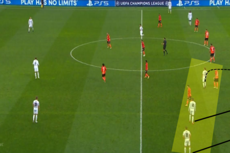 UEFA Champions League 2020/21: Shakhtar Donetsk vs Borussia Monchengladbach - tactical analysis tactics