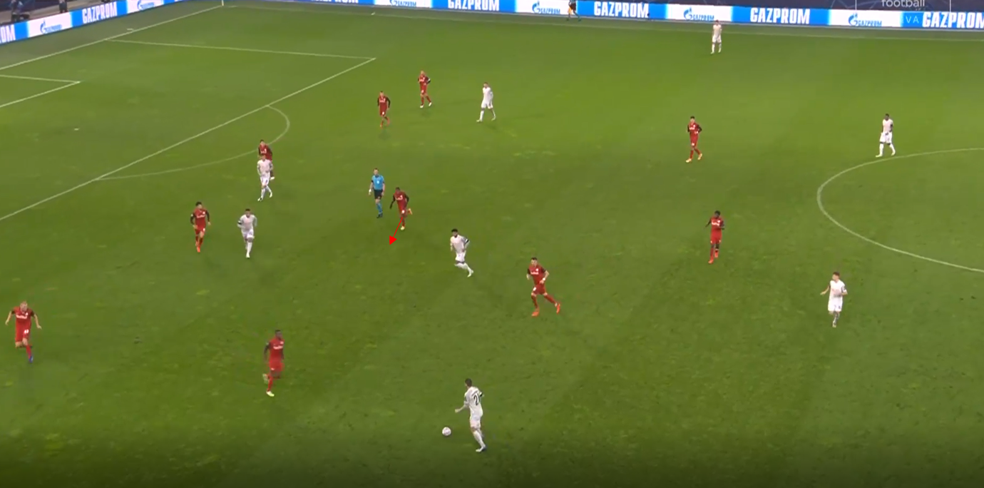 UEFA Champions League 2020/21: RB Salzburg vs Bayern Munich- tactical analysis tactics