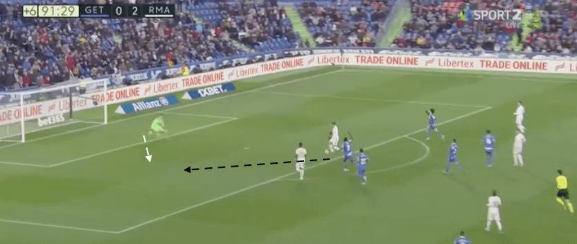 David Soria – scout report – tactical analysis tactics