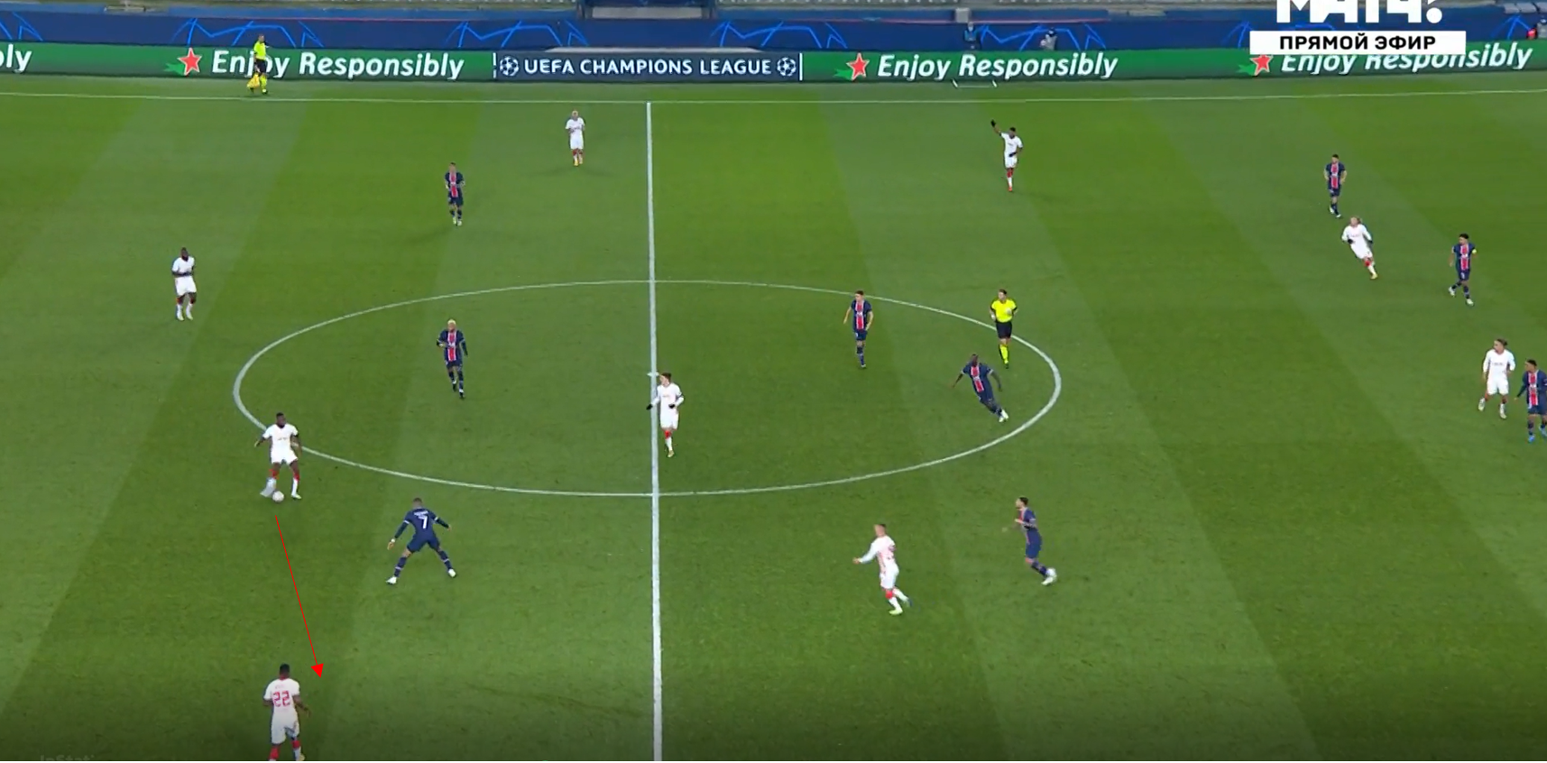 UEFA Champions League 2020/21: PSG vs RB Leipzig- tactical analysis tactics