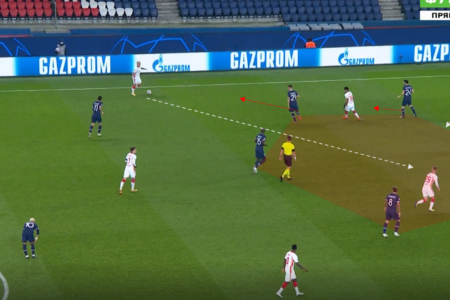 UEFA Champions League 2020/21: PSG vs RB Leipzig- tactical analysis tactics