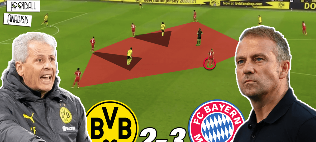 Video: Borussia Dortmund vs Bayern Munich - tactical analysis tactics analysis