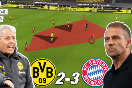 Video: Borussia Dortmund vs Bayern Munich - tactical analysis tactics analysis