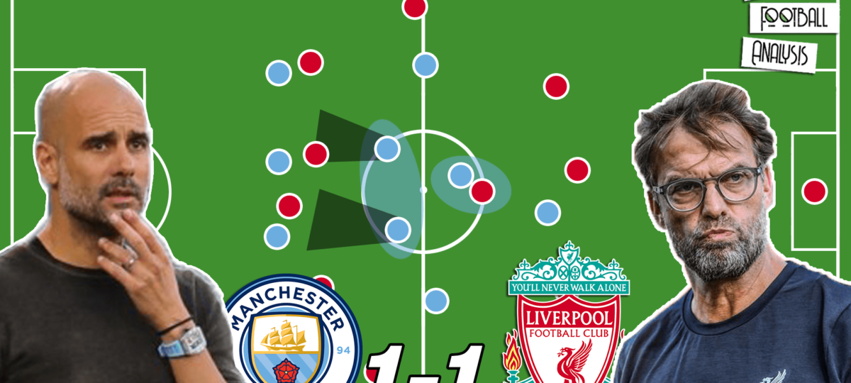 Video | Premier League 2020/21: Manchester City vs Liverpool - tactical analysis tactics analysis