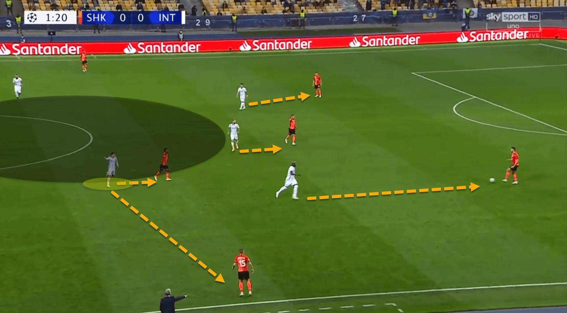 UEFA Champions League 2020/21: Real Madrid vs Inter - tactical preview tactics