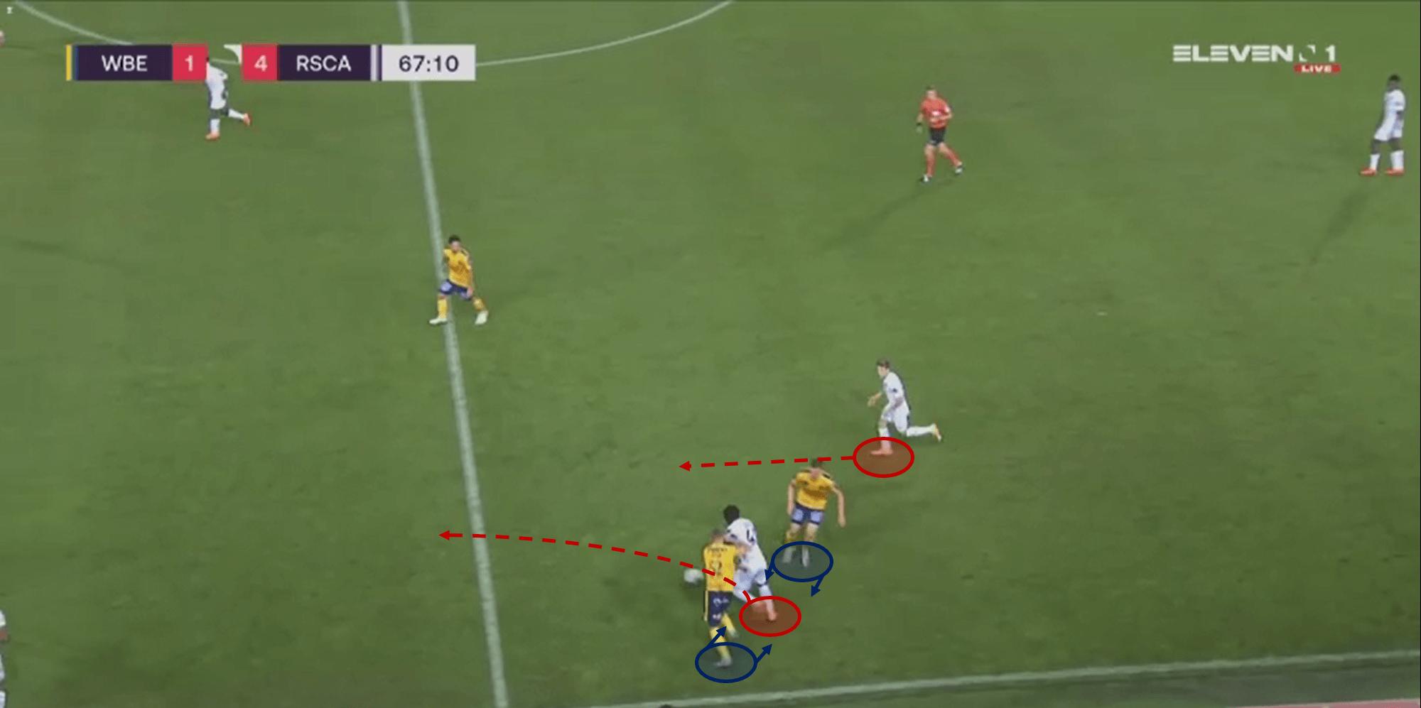 Jérémy Doku: Stade Rennais' new mercurial talent - scout report - tactical analysis tactics