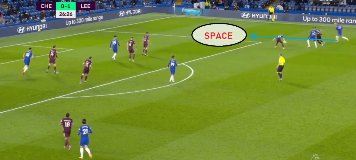 Premier League 2020/21: Chelsea vs Leeds - tactical analysis - tactics