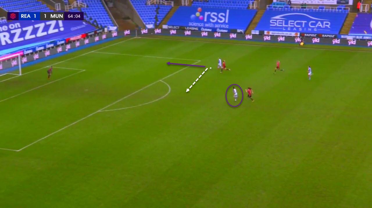 FAWSL 2020/21: Reading Women vs Manchester United Women - tactical analysis tactics