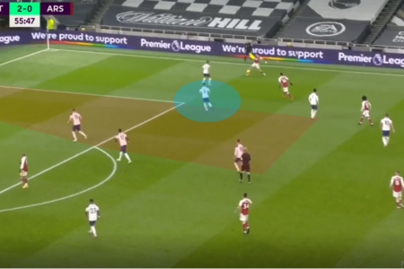 Premier League 2020/21: Tottenham vs Arsenal- tactical analysis tactics