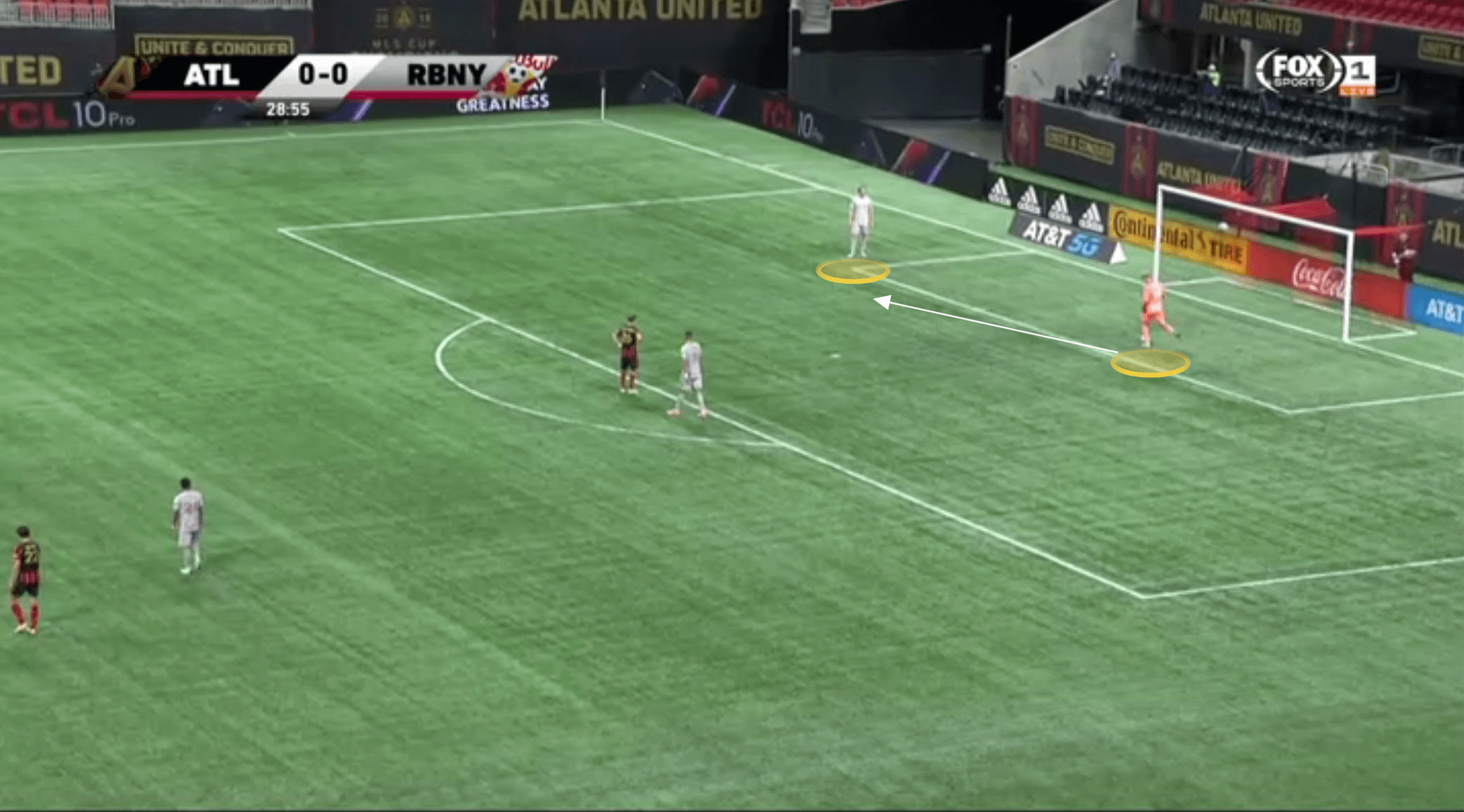 Head Coach Analysis: Gerhard Struber at New York Red Bulls - tactical analysis tactics