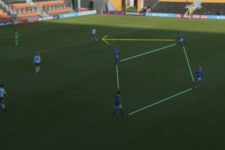 FAWSL 2020/2021: Tottenham Hotspur Women v Brighton and Hove Albion Women - tactical analysis tactics