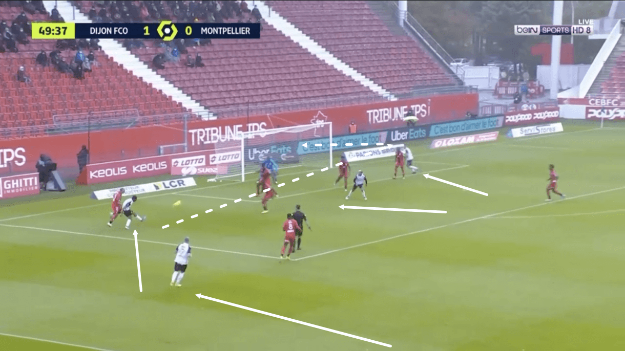 Revealed: Michel Der Zakarian's unique approach at Montpellier - tactical analysis - tactics