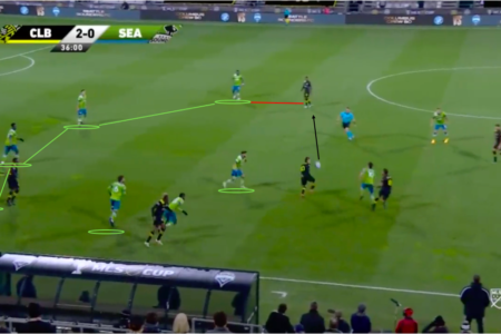 MLS Cup Final 2020: Columbus Crew vs Seattle Sounders - tactical analysis- tactics