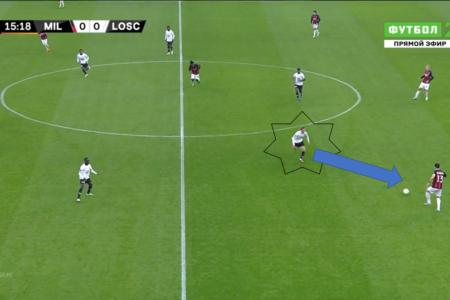 Yusuf Yazici 2020/21 - scout report tactical analysis tactics