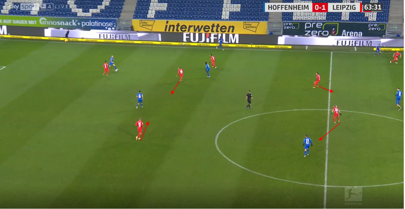 The four defensive strategies that make Julian Nagelsmann the most in demand coach in Europe tactical analysis tactics