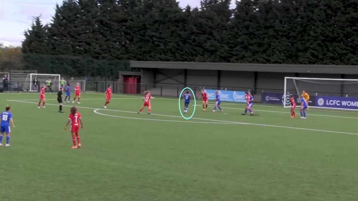 Liverpool Women 2020/2021: How to improve on the pitch - scout report - tactical analysis tactics