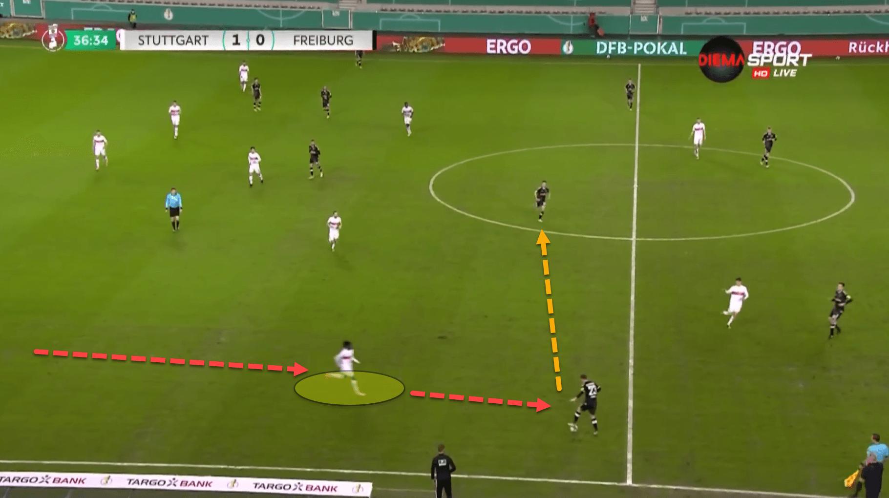 Borussia Dortmund's replacement for Jadon Sancho