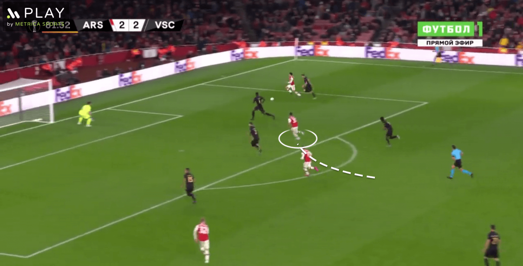 Gabriel Martinelli: A spark of hope for Arsenal