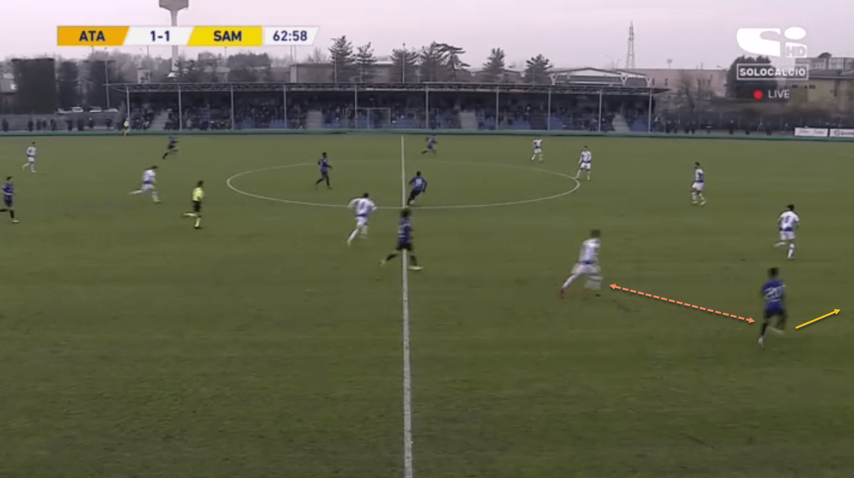 Amad Diallo Manchester United tactical analysis tactics scout report