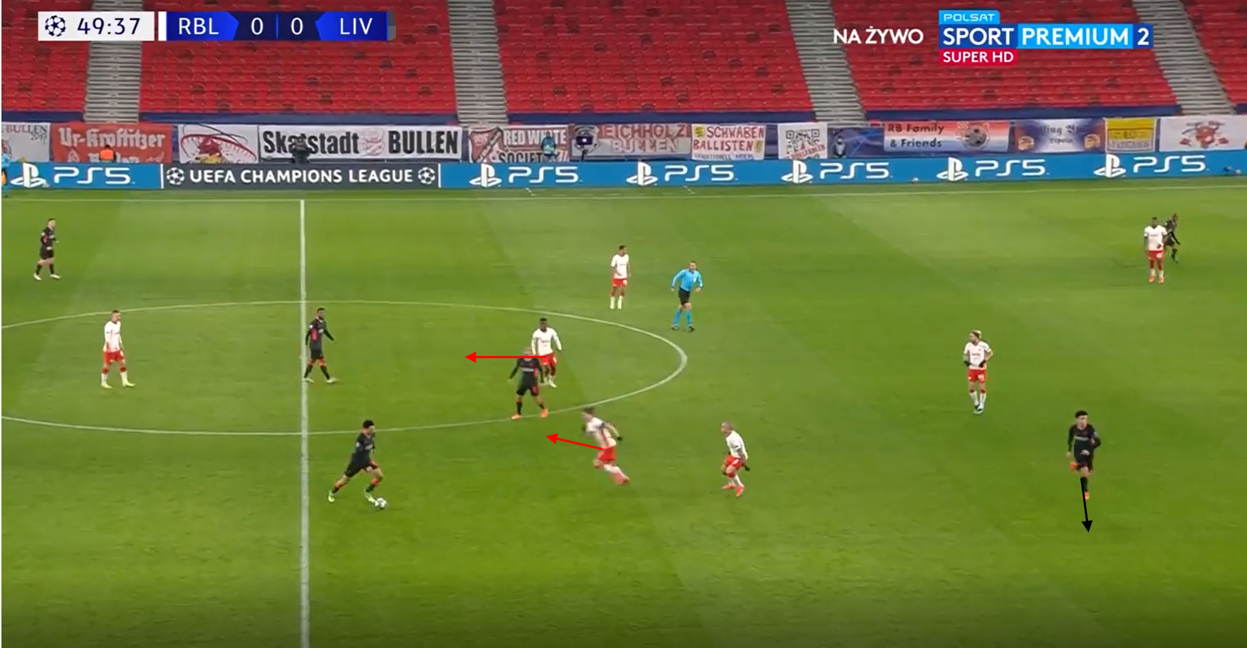 How 'clinical' Liverpool and their pressing were able to edge a win over a dangerous Leipzig side tactical analysis tactics