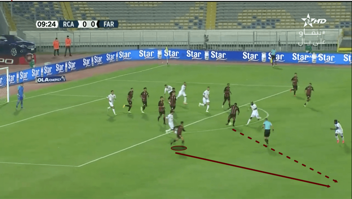 Reda Slim: The next Moroccan magician you must track closely - tactical analysis - tactics