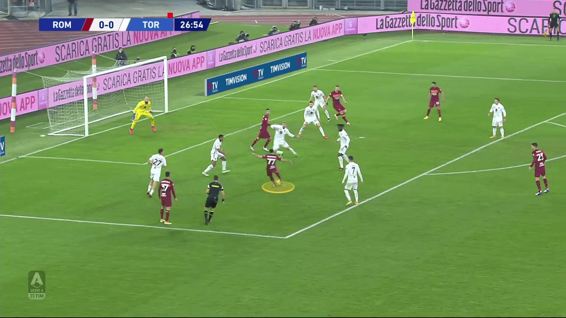 Henrikh Mkhitaryan: Arsenal flop to key man in Rome - scout report tactical analysis tactics