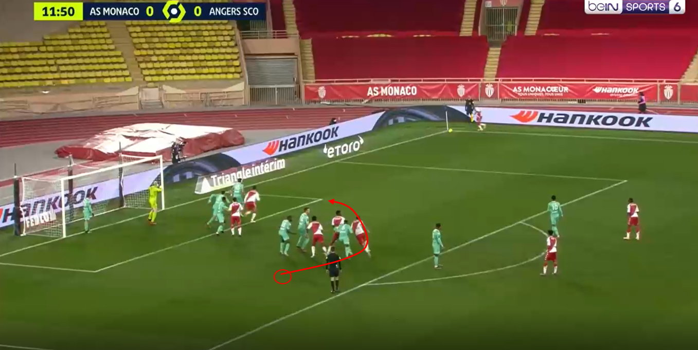 Set pieces: Analysis of the tactics which make Monaco one of Europe's deadliest tactical analysis tactics