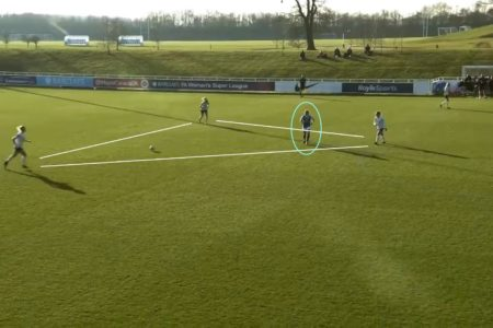 FAWSL 2020/2021: Birmingham City Women v Manchester City Women - tactical analysis tactics