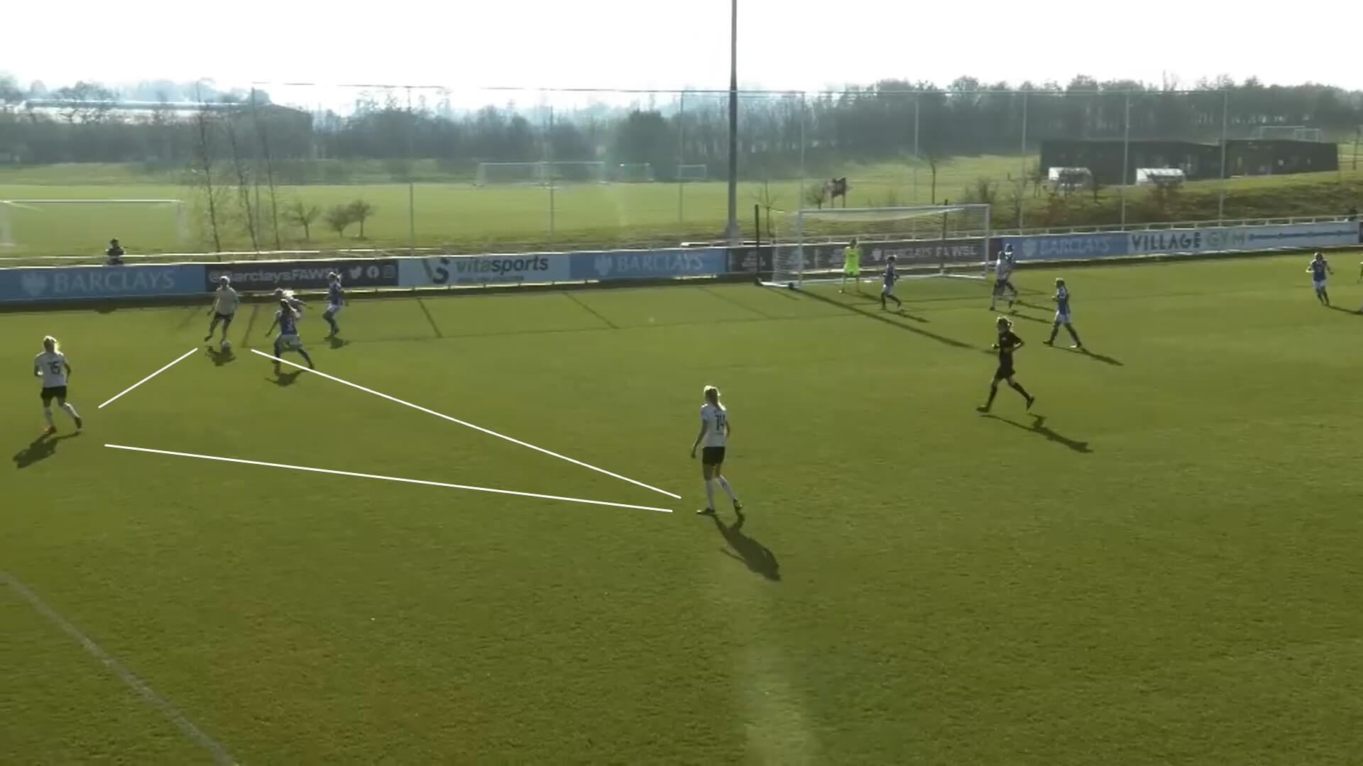 FAWSL 2020/2021: Birmingham City Women v Manchester City Women - tactical analysis tactics