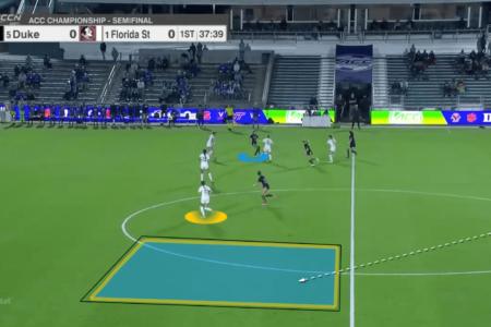 Tactical Analysis: Mark Krikorian's Florida State Seminoles tactical analysis tactics