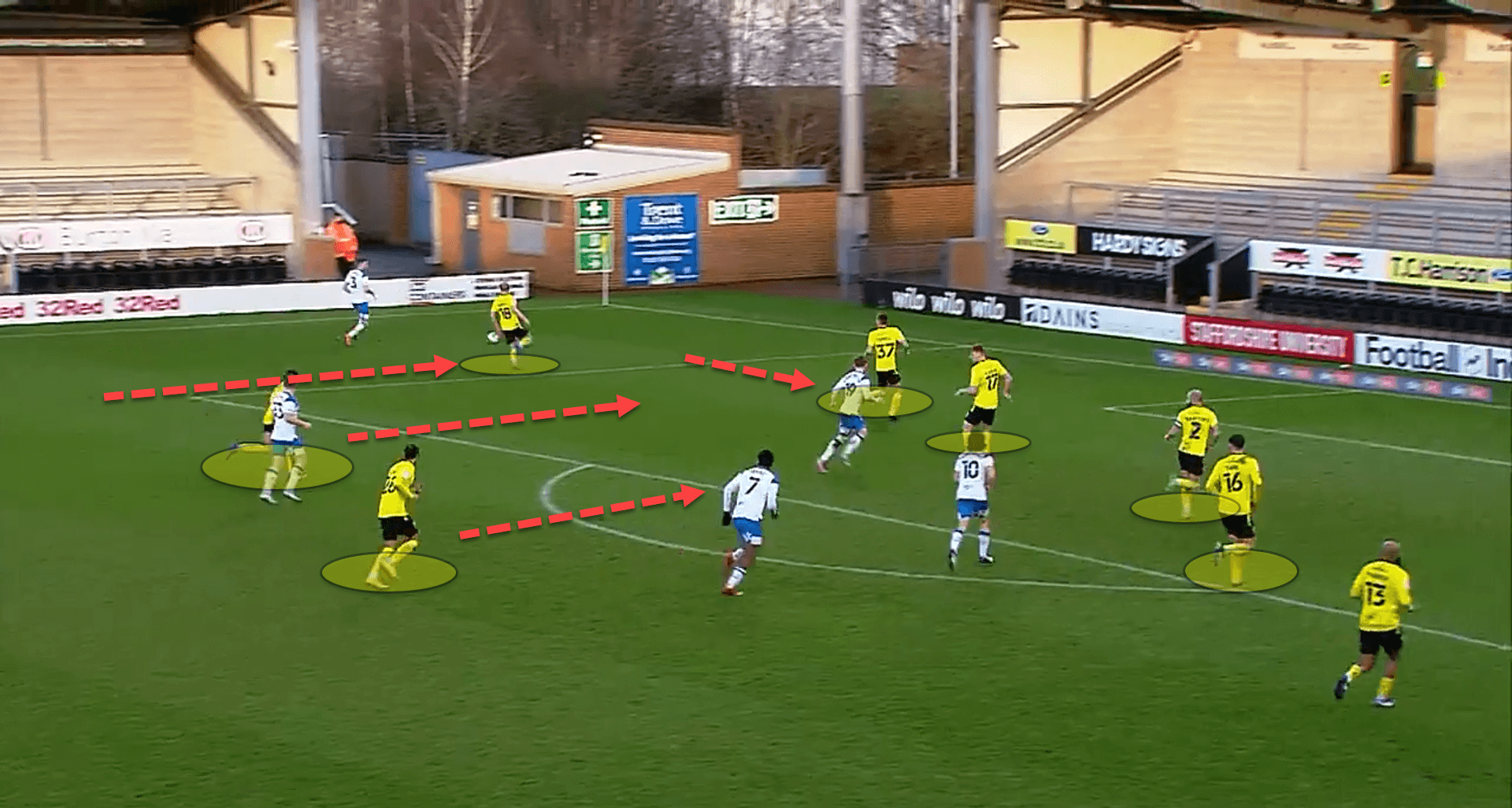 How Burton Albion are one of the most in-form teams in English football after their managerial change